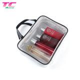Espelho cosmético PVC Transprent personalizado de toucador Saco de beleza
