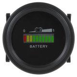 Universal 12V 24V 36V 48V 72V Indicateur LED numérique Testeur de jauge de batterie
