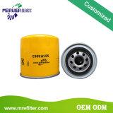 Piezas de la carretilla Auto Filtro de aceite para motor de la excavadora Jcb 581-18063