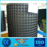 Fibra de vidrio auta-adhesivo Geogrid 100/100 Kn