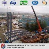 Construction en acier professionnelle avec la mezzanine élevée