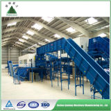 Große Kapazitäts-Abfall, der Maschine des überschüssigen Sortierens aufbereitet