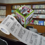 中国の習慣によって印刷されるペーパータオルの卸売の製造者