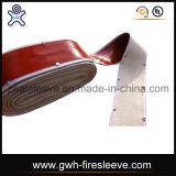 Feuer-Hülsen-Silikon-Gummi-überzogenes Fiberglas, das Vco Sleeving ist