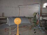 ゲルのコートの吹き付け器および機械
