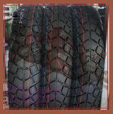 Hohes Rubbe zufriedenes inneres Gefäß, Reifen 275-17 des ISO-Nylonmotorrad-6pr