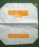 sacchetto della valvola della carta kraft Della cellulosa 25kg