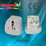 Дорожный адаптер переменного тока WASvs-6 (вилка)