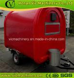 VL888 China Mobile Food Cart avec une qualité supérieure
