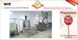 Linha completa de produção de manteiga de amendoim (K8006002)