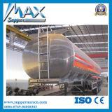 De Semi Aanhangwagen van de Tanker van /Fuel van de Olie van China voor Verkoop