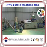 Houten Plastiek WPC die Makend Machines pelletiseren