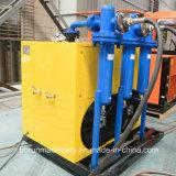 Полуавтоматическая больших ПЛАСТМАССОВЫХ ПЭТ-бутылки выдувание машины литьевого формования