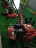 7HP Miniexcina de gasolina de la energía para el uso de la agricultura del mercado de Rusia