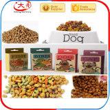 Gute Qualitätshaustier-Hundenahrungsmitteltablette, die maschinelle Herstellung-Zeile bildet