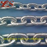E. hierro galvanizado de la cadena Enlace corto