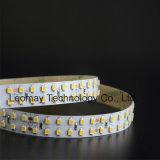 Tiras dobles de la fila SMD3528 LED con CE