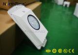 интегрированный солнечные уличные светы 6W с датчиком