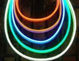 Indicatore luminoso al neon ultrasottile della corda della flessione del LED - Uln & Ulp, colore completo