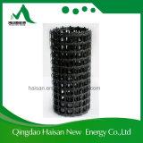 Anti-Corrosion материал PP двухосное Geogrid строительства дорог 50kn/50kn