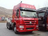 Carro del alimentador de Sinotruk HOWO 6X4 para Medio Oriente