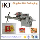 Автоматическая верхняя машина упаковки подушки пленки для печенья, печений