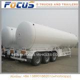 半42cbm頑丈な重油のタンク車のトレーラー