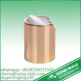 Protezione di plastica di alluminio della parte superiore del disco dell'oro della protezione della pressa