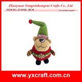 Décoration de Noël (ZY14Y02 20cm) de la décoration de la Chine usine de jouets pour Noël cadeau du Jour de Noël
