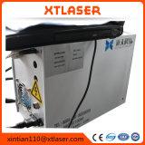 Grande macchina per incidere personalizzata della macchina della marcatura del sistema dinamico laser del laser 3D del CO2 dei pattini di cuoio