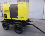 20kw-320kw水によって冷却されるトレーラーのタイプDeutzの発電機