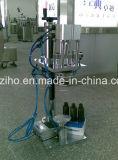 Máquina de crimpagem de garrafa de vidro Perfume pneumático