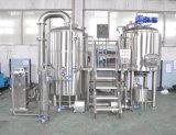 500Lからのバッチごとの5000Lへの最上質ビール醸造機械範囲