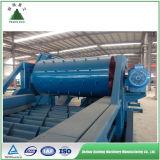Línea de clasificación urbana de la basura de la planta de clasificación de China Msw