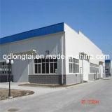 Acier pour le bâtiment avec les applications Variouse (atelier, entrepôt, hangar, maison, dortoir)
