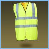 Vestáculo de aviso de segurança reflexivo com alta qualidade