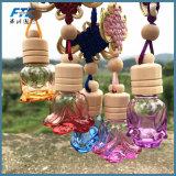 frasco de perfume vazio do petróleo essencial da forma de 5ml Rosa