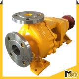 Ss316 fin horizontale centrifuge Pompe à eau d'aspiration