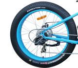 바닷가 함 뚱뚱한 타이어 26 인치 눈 전기 자전거