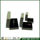 Nuevo diseño de joyas de plástico de Verificación de cuero de PU
