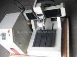 Fraiseuse de commande numérique par ordinateur d'appareil de bureau avec de petite taille