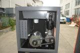 전자 기업을%s 벨트에 의하여 모는 나사 유형 콤팩트 공기 압축기 기계 37kw 50HP