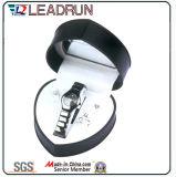 木製の腕時計の包装ケースのビロードのレザー・ペーパーの腕時計の収納箱の腕時計のパッキングギフトの表示荷箱(W1)