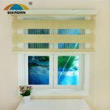Шторки ролика зебры/радуги ткани штарки окна поставщика фабрики SKD
