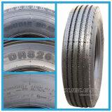 Neumático radial grande del carro de la profundidad de pisada del neumático de la marca de fábrica de la fábrica del neumático en línea