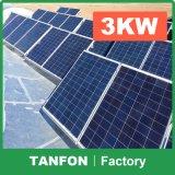 De Generator van de zonneMacht voor Levering van de Batterij van de Last van het Systeem van het Huis van het Huis System/10kw van de Hoge Efficiency van het Huis Use/5kw de Zonne Zonne