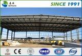 Costruzione prefabbricata della struttura d'acciaio del fornitore della Cina