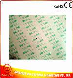 300*350*1.5mm 3D Printer Verwarmde RubberVerwarmer van het Silicone van het Bed 220V 400W