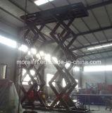 Van de de ladingscapaciteit van Ce het gediplomeerde zware platform van de de schaarlift hydraulische