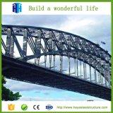 Puente de suspensión de acero del cable y puente de acero del ferrocarril para la venta